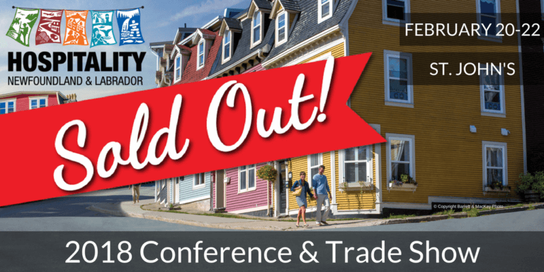 2018 Conference & Trade Show Sold Out
